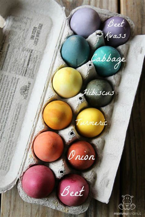 color easter eggs how to dye eggs naturally with everyday ingredients