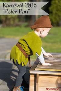 Peter Pan Kostüm Kind : karneval 2015 kost m peter pan zinullacraft ~ Frokenaadalensverden.com Haus und Dekorationen