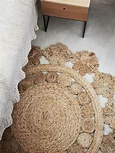 Tapis Rond Jonc De Mer : 25 best ideas about tapis jonc de mer sur pinterest ~ Dailycaller-alerts.com Idées de Décoration
