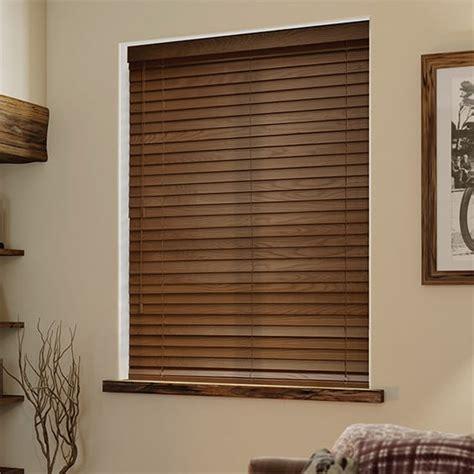 american walnut wooden blind mm slat