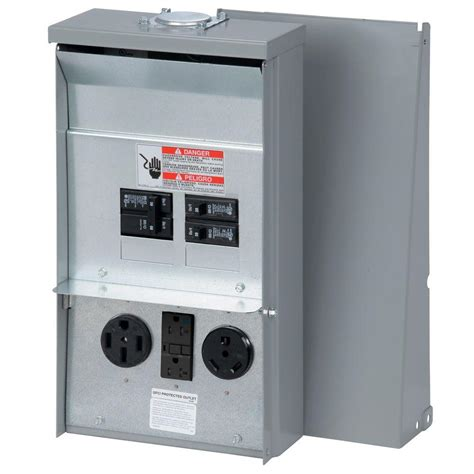 electrical power outlet panel  amp