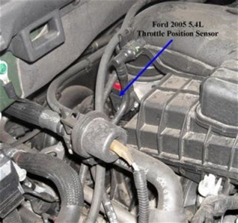 ford expedition tps ware   tps located