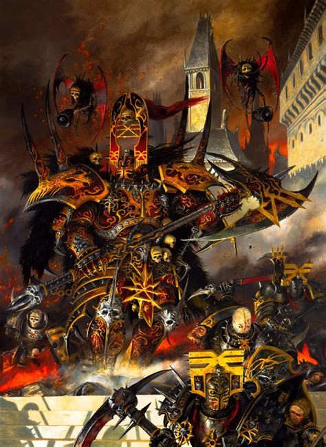 Images Of Chaos Astra Chaos Wolf 40k Armies Khorne Daemonkin Tournament