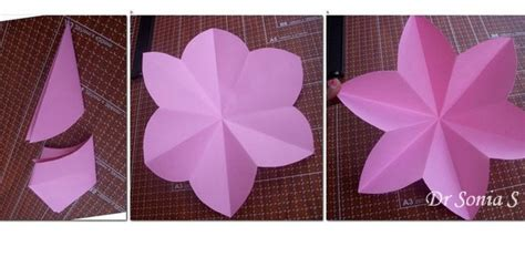 paper flowers party decoration tutorial