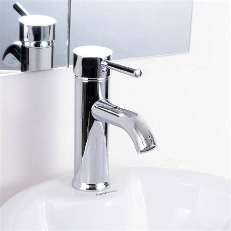Modern Bathroom Sink Taps by Modern Bathroom Lavatory Vessel Sink Faucet Single One