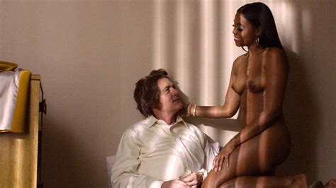 Nafessa Williams Nude Scene From Twin Peaks Scandal Planet