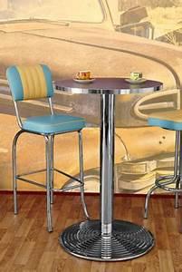 Stehtische Kaufen Obi : diner m bel im american diner style dinerb nke tische oder theken ~ Markanthonyermac.com Haus und Dekorationen