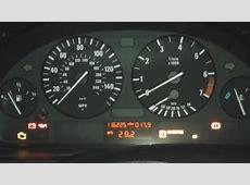 BMW E39 Low OBC Hidden Menu Walkthrough YouTube
