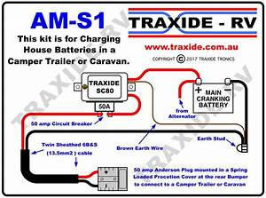Wiring Diagram Charging A Trailer Battery