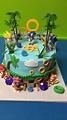 Eli's cake | Cake, Birthday cake, Birthday