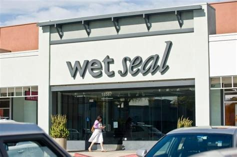 goodbye wet seal stores  sell  orange county