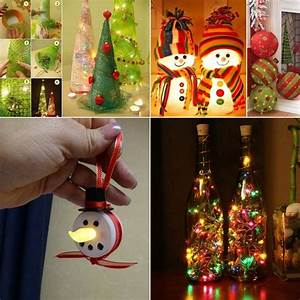 13, lighted, christmas, decorations, that, you, can, make, yourself