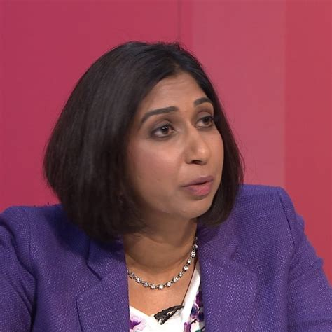 BBC Question Time - Suella Braverman on Brexit options ...