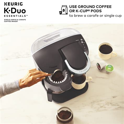 In this article, our coffee maker experts have addressed a range of keurig coffee maker problems including why they happen and some troubleshooting fast fixes that can teach you how to fix a keurig by tracing and correcting faults on your own. Keurig K-Cup Duo Coffee Maker Single Serve K Cup Pod and 12 Cup Carafe Brew Dorm   eBay
