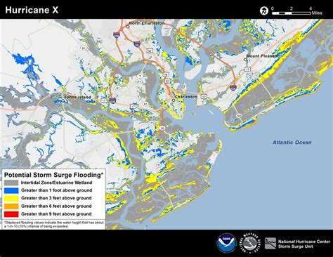 potential storm surge flooding map