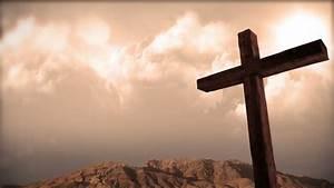 Wooden Christian Cross 2
