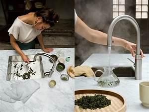 Kochendes Wasser Aus Dem Hahn : quooker der kochend wasser hahn emme die schweizer k che ~ Orissabook.com Haus und Dekorationen