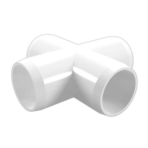 Pvc Schedule Pipe Fittings The Home Depot