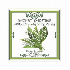 Sachet Parfumé Pour Armoire : sachet parfum muguet sachet senteur muguet le blanc ~ Teatrodelosmanantiales.com Idées de Décoration