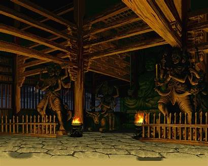 Samurai Shodown Special Stage Zankuro Stages Animated