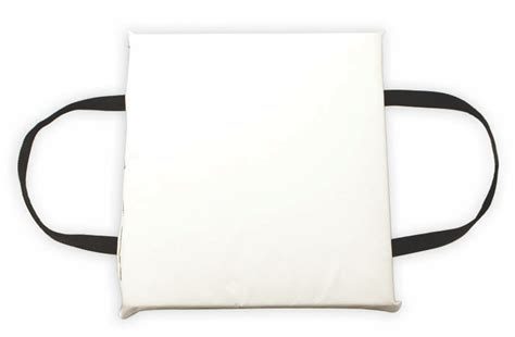 Kent Boat Cushions by Kent Type Iv Foam Boat Throwable Cushion White