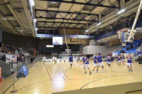 salle de sport orchies affichage sportif tableau de scores basketball