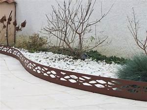 Bordure De Jardin Metal : bordures pour parterre fleurs ~ Dailycaller-alerts.com Idées de Décoration