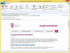 Telekom Deutschland Gmbh Rechnung Online : wichtig ihr konto telekom deutschland von telekom deutschland gmbh noreply e mail adresse ~ Themetempest.com Abrechnung