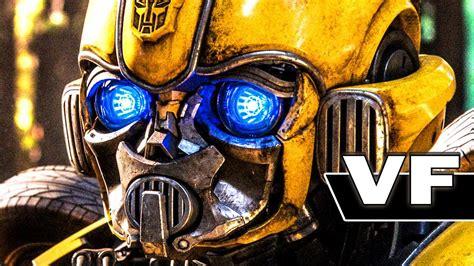 bumblebee bande annonce vf finale  nouveau