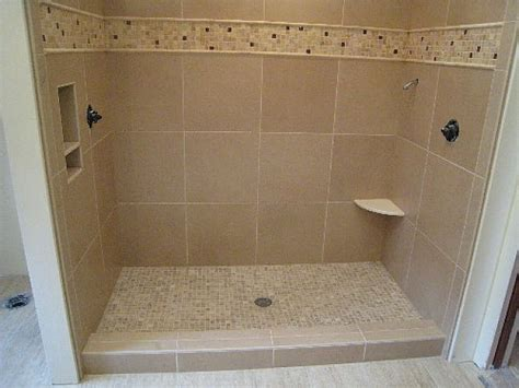 shower pans for tile custom shower pans evan spirk