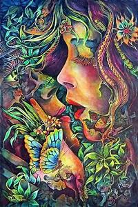 Pin by Madeleine Kennedy on Trippy Hippie Art Pinterest