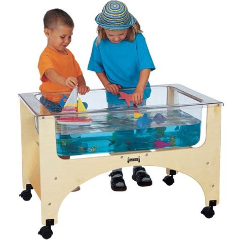 sensory table for jonti craft see thru sensory table 2871jc lowest price