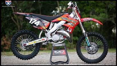 125 Cr Cr125 Honda Mods Factory Kit
