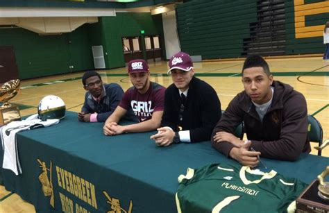 signing day   signing      list high school sports