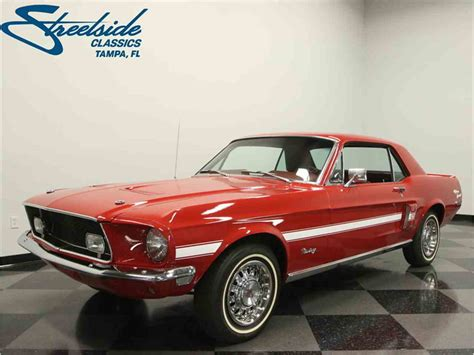 68 Ford Mustang by 1968 Ford Mustang Gt Cs California Special For Sale