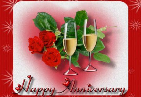 3d Happy Anniversary happy anniversary 3d and cg abstract background
