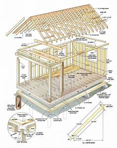 Diy  Build This Cabin For Under  4 000