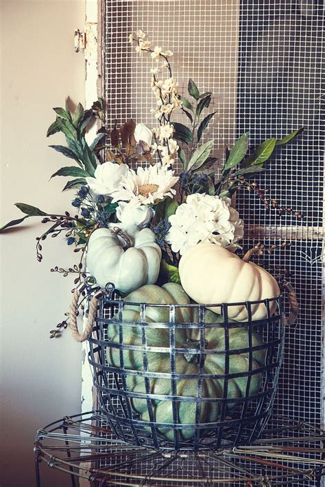 fall decorating ideas  pinterest autumn