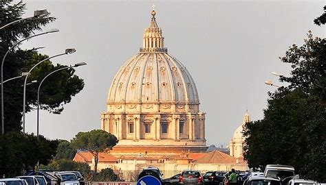 quanto è alta la cupola di san pietro soggiorno a roma 6 punti da cui fotografare la cupola di