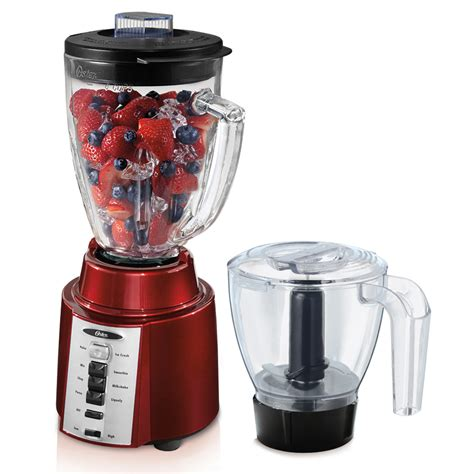 blender cuisine oster rapid blend 300 blender plus food chopper