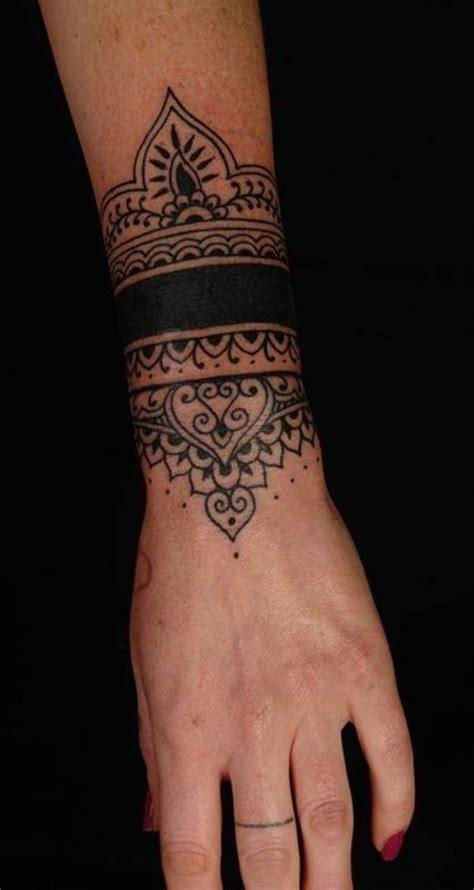 black band tattoo ideas  pinterest arm