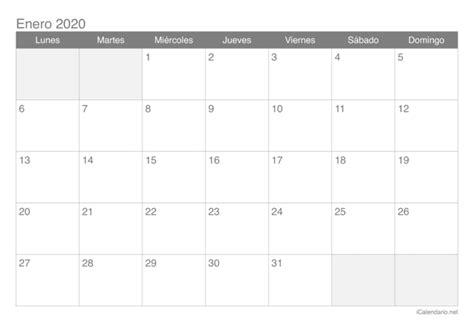 calendario imprimir icalendarionet
