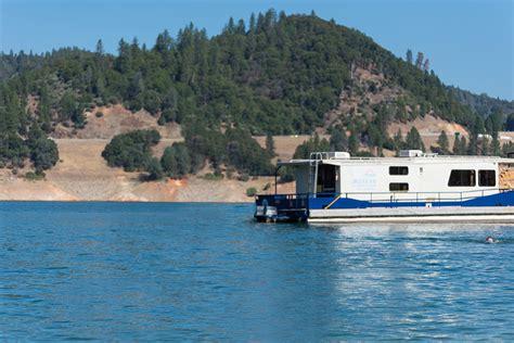 Houseboat Lake Shasta by Shasta Lake Houseboats Bridge Bay Marina