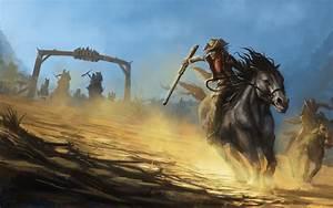 Western Cowboy Wallpaper - WallpaperSafari