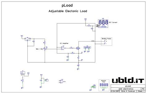 pico load kit  amp adjustable dc electronic load ubld