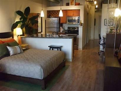 Studio Apartment Space Creative Saving Kitchen Bed