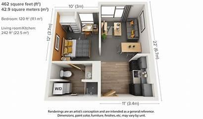 Apartments Aggie Living Bedroom Apartment Floor Plan