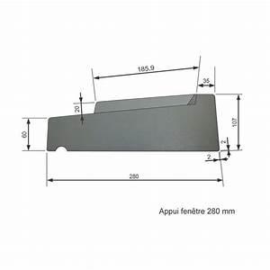 Quelle Peinture Pour Appuis De Fenetre : appuis de fen tre alkern ~ Premium-room.com Idées de Décoration