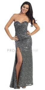 black sequin bridesmaid dresses black and silver sequin prom dress dresses trend
