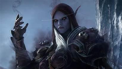 Shadowlands Warcraft 4k Wallpapers Resolution Backgrounds Games